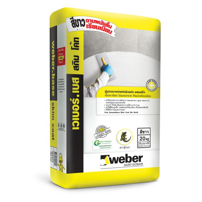 weber.base skim coat (20 kg)